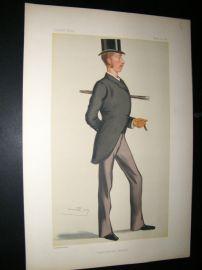 Vanity Fair Print 1880 Lord Inverurie, Politician